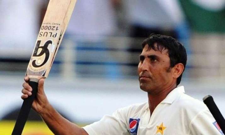 younis khan all set to surpass javed miandad s record