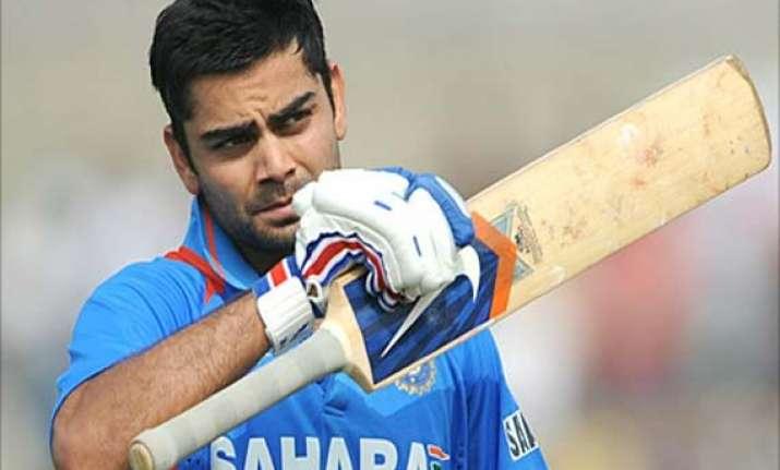 virat kohli slips to no. 3 in odi batsmen s rankings