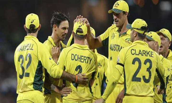 maxwell s swashbuckling ton powers australia to 64 run win