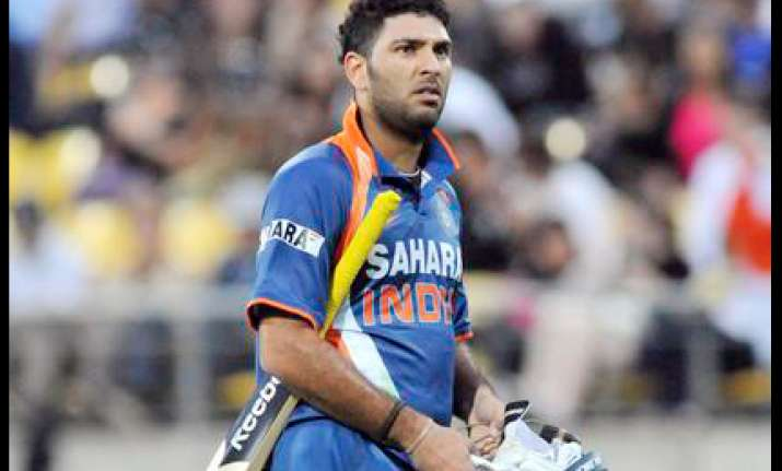 india look to yuvraj to boost batting against australia