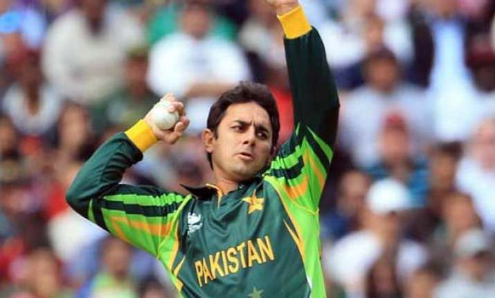 pakistan spinner ajmal s bowling action to be tested jan 24