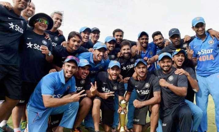 gurkeerat stars as india a upstage australia a in tri