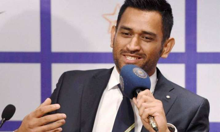 happy that ashwin is back in great form ms dhoni