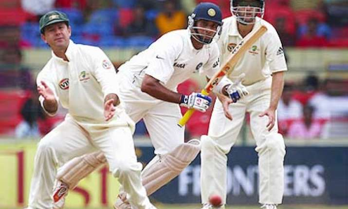 laxman won t be allowed runner this time says ponting