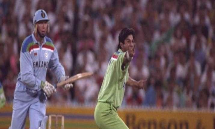 world cup nostalgia when wasim akram overshadowed melbourne