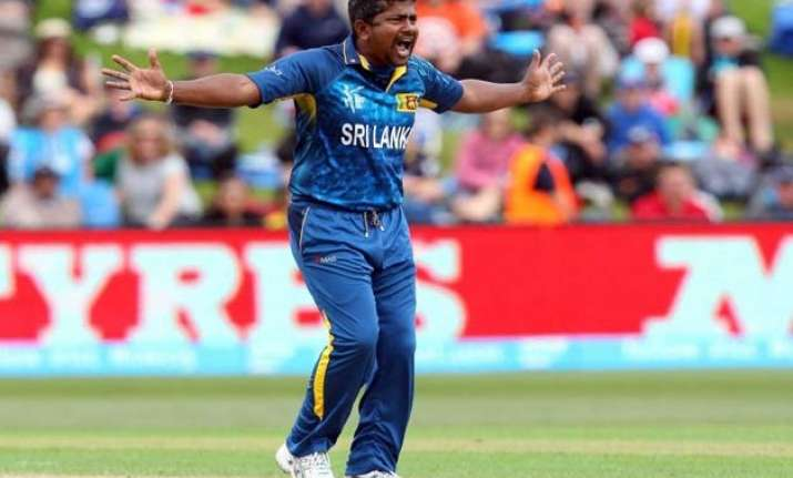 world cup 2015 rangana herath ruled out of sri lanka s