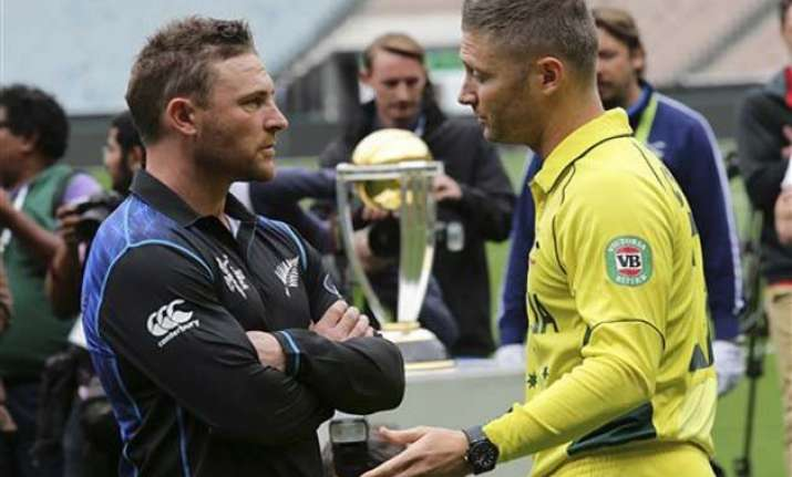 at its finale the cricket world cup delivers a local derby