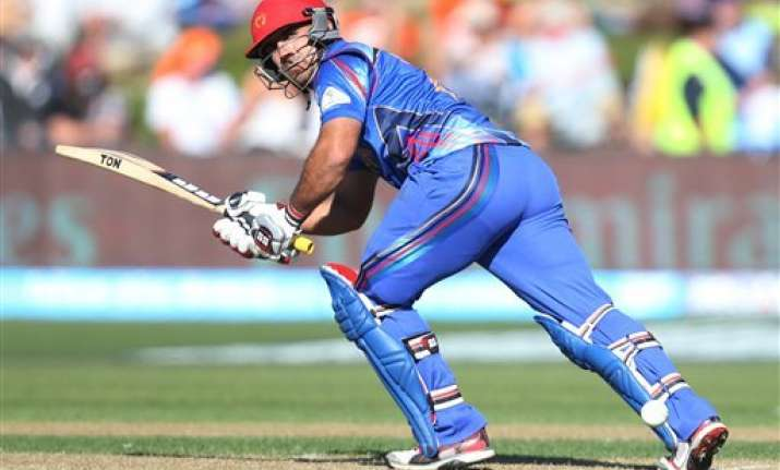 world cup 2015 afghanistan registers 1st win edges scotland