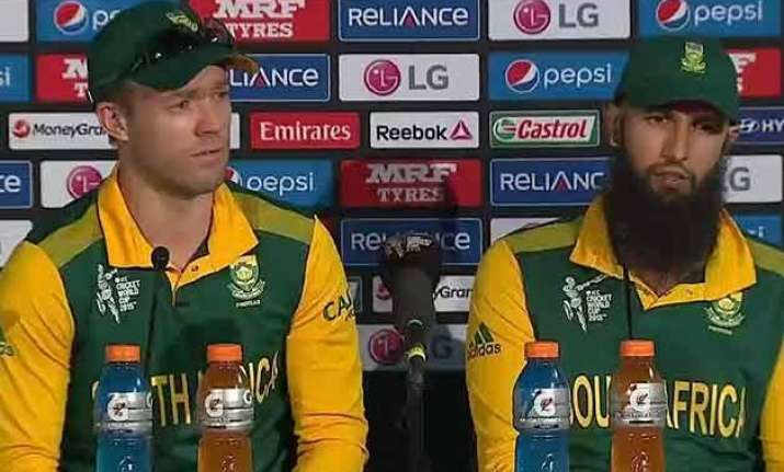world cup 2015 we can win the world title says de villiers