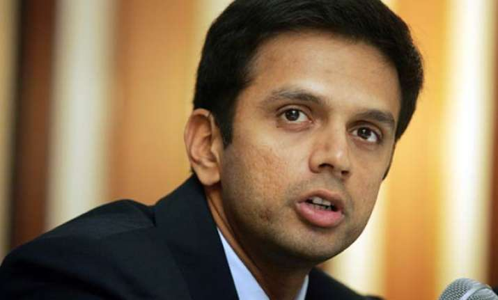 india just need 3 good days to win wc dravid