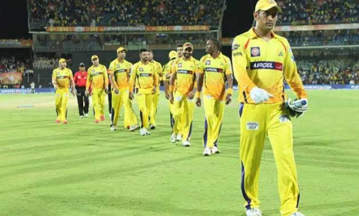 ipl 8 dhoni praises bowlers and fielders for fantastic win