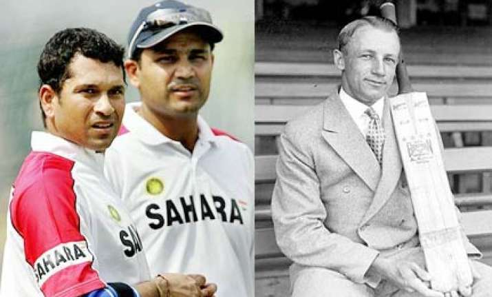 bradman best sehwag greater than sachin study