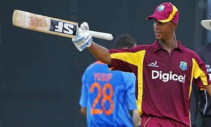 ind vs wi lendl simmons ruled out of india tour due to back