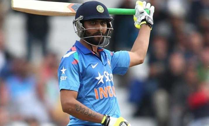 ravindra jadeja needs to step up and improve his batting ms