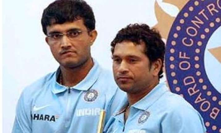sachin should be given bharat ratna says sourav ganguly