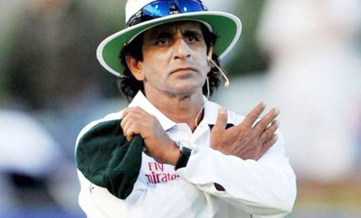 bcci bans pakistani umpire asad rauf for 5 years