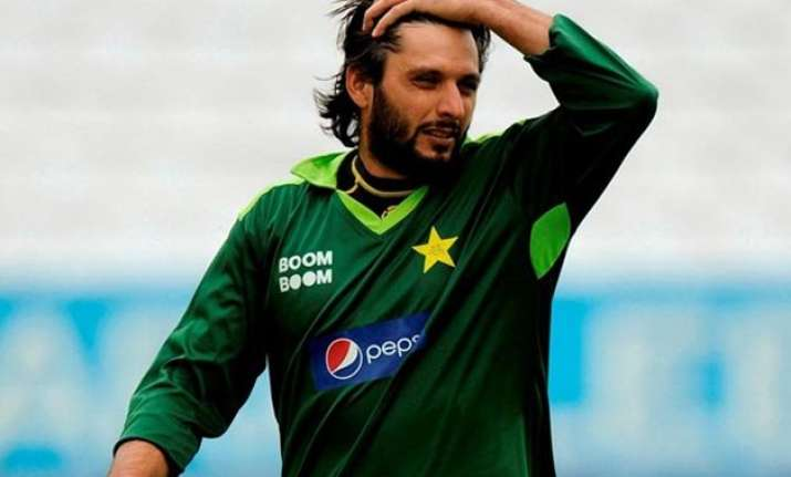 pakistan captain shahid afridi open to changes in squad