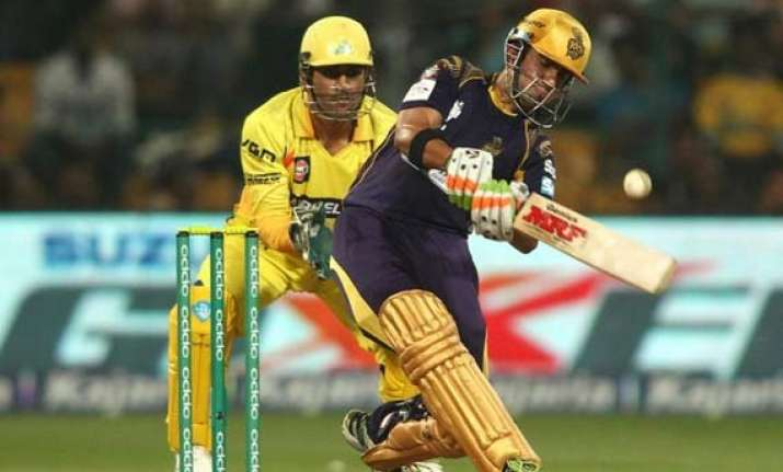 clt20 young negi takes five for as gambhir guides kkr to