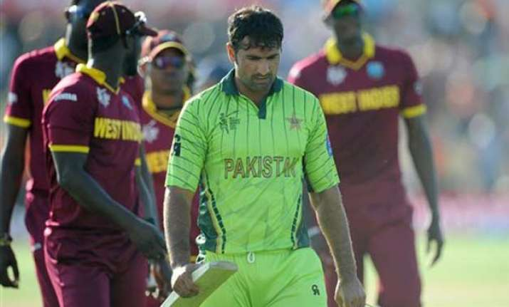 world cup 2015 pakistan hope to salvage stuttering campaign