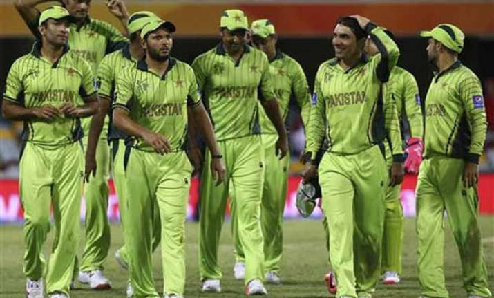 world cup 2015 disorganised schedule to blame for pakistan
