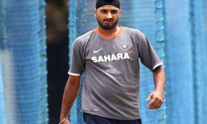 harbhajan opens cricket academy in kolkata