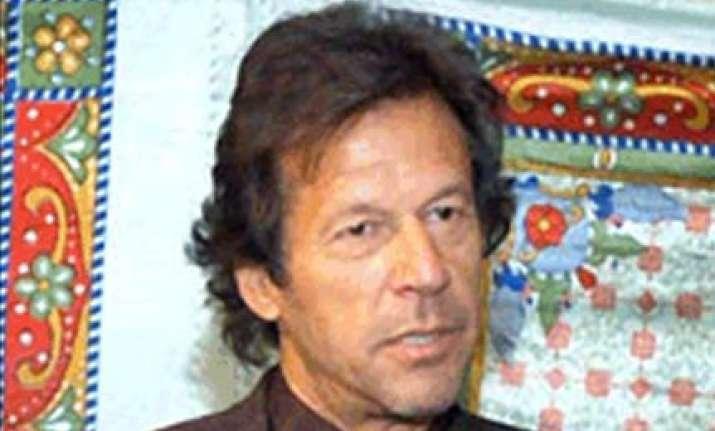 imran khan undergoes intestinal surgery in lahore