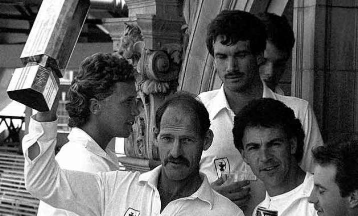 clive rice south africa s first post apartheid
