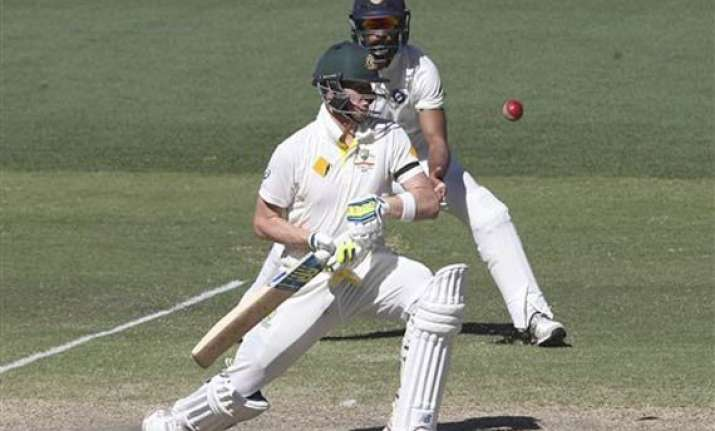 latest updates aus 290/5 at stumps lead ind by 363 runs