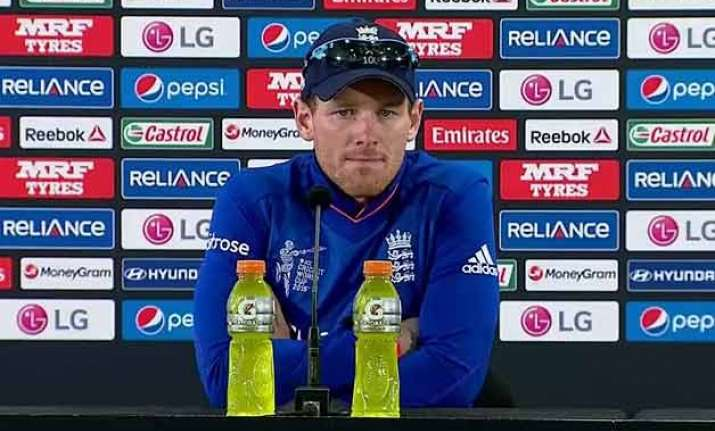 world cup 2015 england captain eoin morgan delighted with