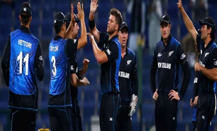 world cup 2015 home advantage may swing in black caps favor
