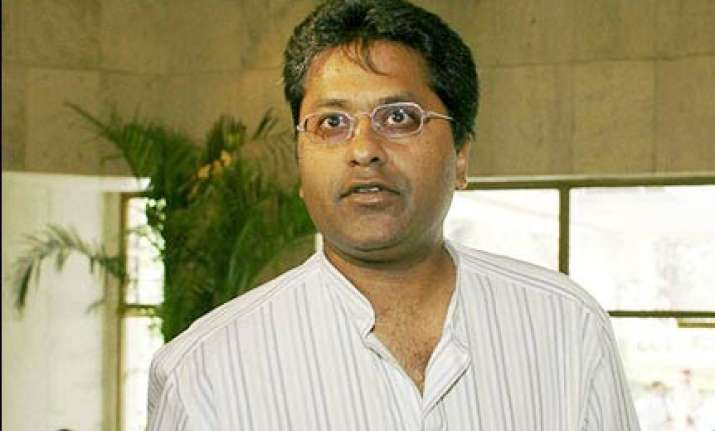 look out circular issued against lalit modi for detaining