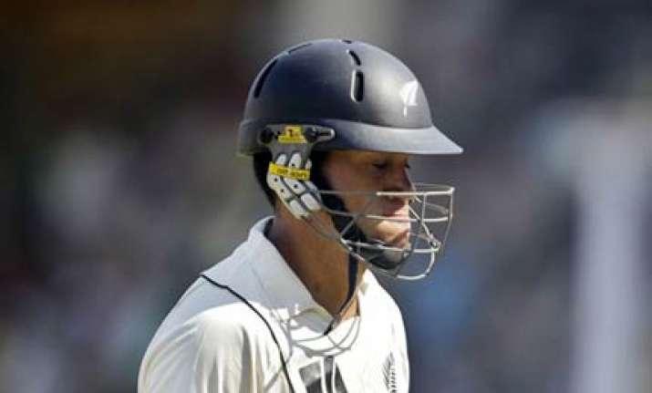 harbhajan spoils new zealand s plans admits taylor