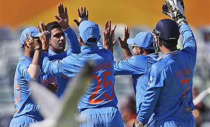 world cup 2015 india expected to beat bangladesh but may