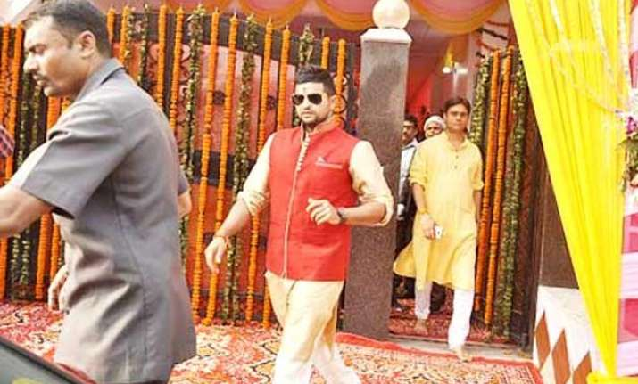 rainakishaadi wedding card and guests list revealed