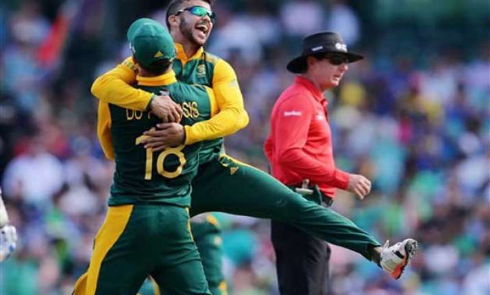 duminy becomes first protea to bag world cup hat trick