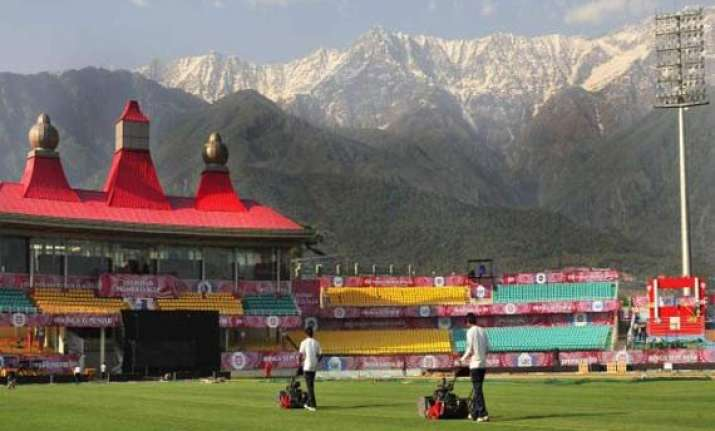ind vs wi curator promises fast bouncy pitch for dharamsala