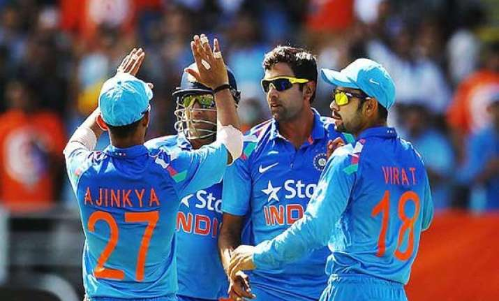 icc world cup 2015 australia to face india in first warm up