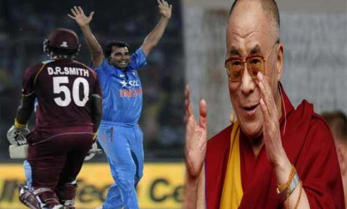ind vs wi players to meet dalai lama during 4th odi