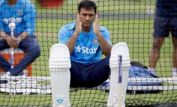aus vs ind we will continue to be aggressive says dhoni