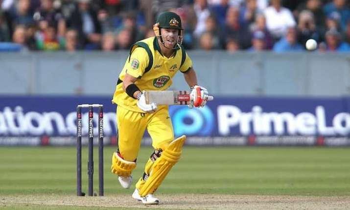 world cup 2015 australia wins toss bats first warm up match