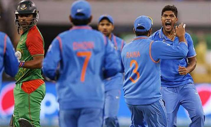 world cup 2015 india combining well as a bowling unit says