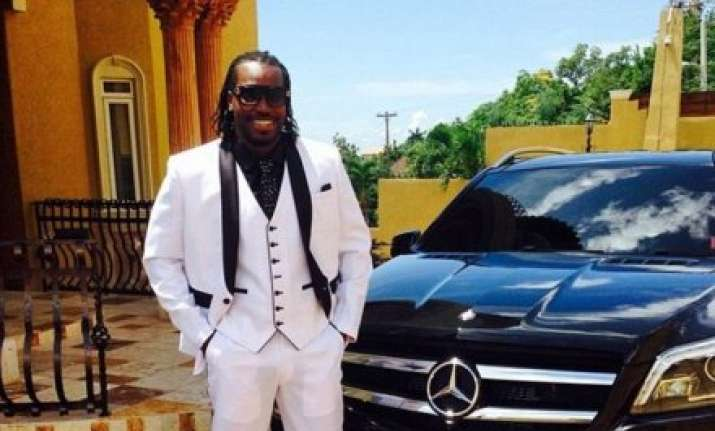 know the cool life of chris gayle the thunderstorm