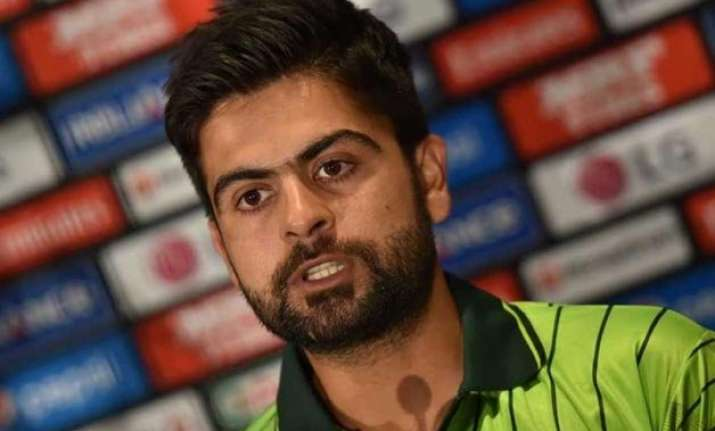 pakistan recall ahmed shehzad for world twenty20