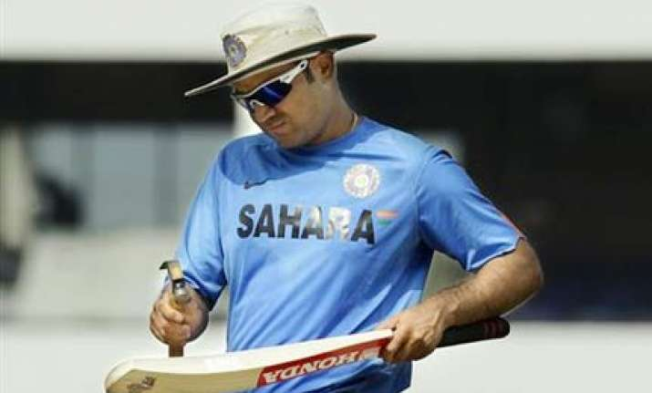 sehwag taunts lanka fear of defeat led to no ball