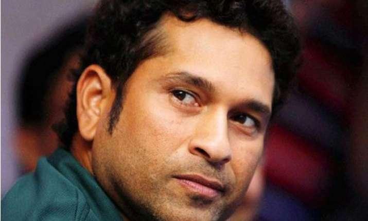 worldcup2015 sachin tendulkar urges team india to show