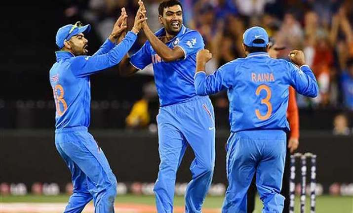 ashwin is good student of game stephen fleming