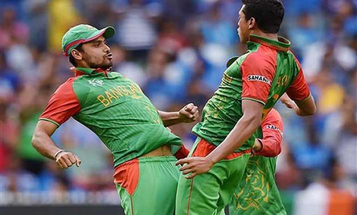 world cup 2015 bangladesh captain mortaza suspended for one