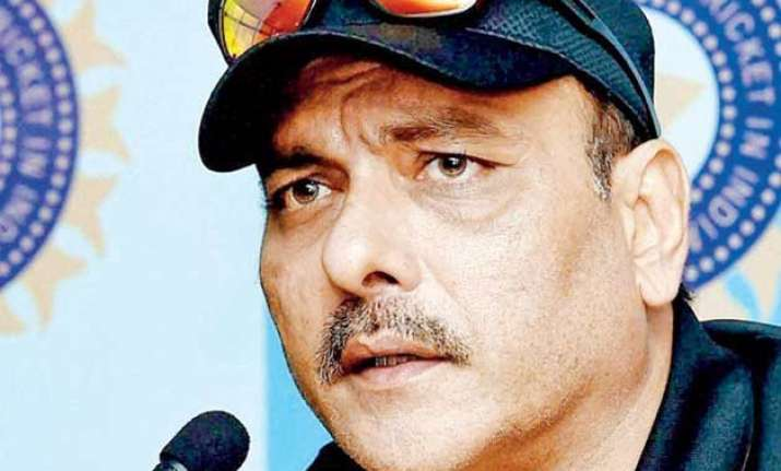 will continue aggressive cricket ravi shastri