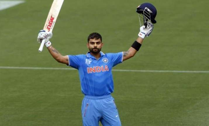 no. 3 is best batting position for me virat kohli