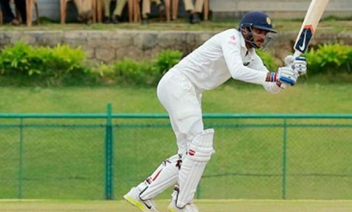 axar patel spins india a to innings 81 runs win against
